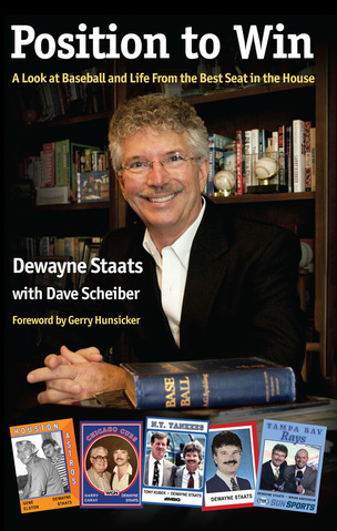 Dewayne Staats Position to Win Book Cover